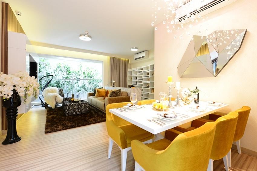 Căn hộ chung cư tiêu chuẩn - An Binh City